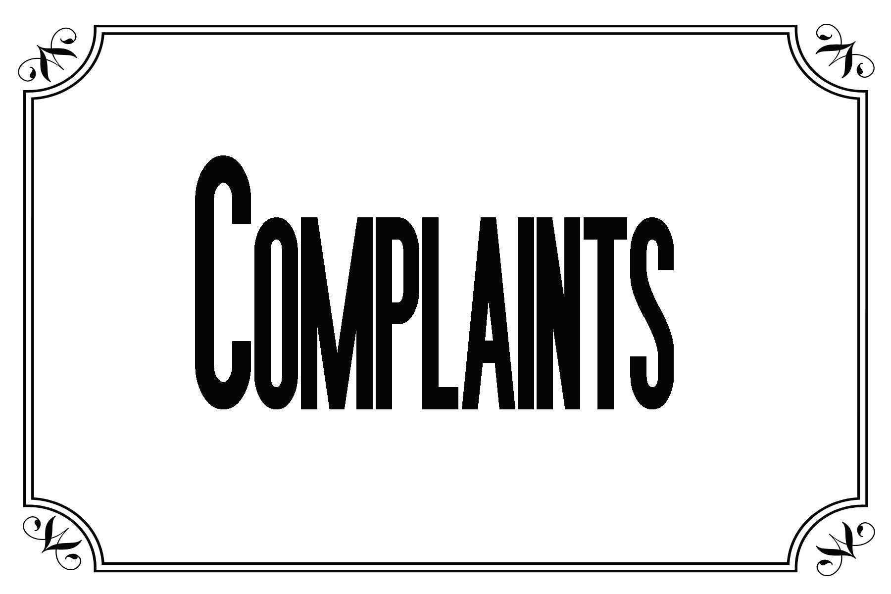 No Device Complaints No Problems Think Again